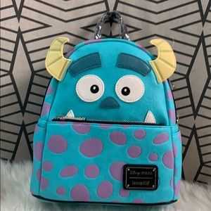 Disney x Loungefly Sully Mini Backpack